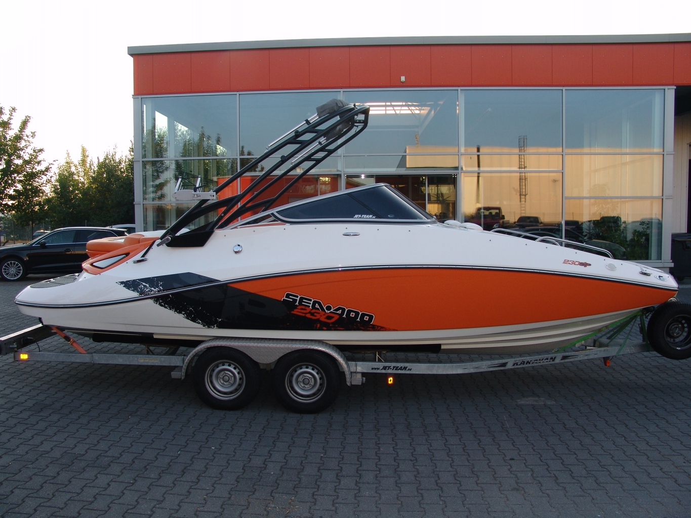 Jet-Boot Sea-Doo 230 - 63.999,00 EUR